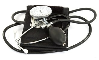 CNA instructors teach students how to check vital signs, including blood pressure.