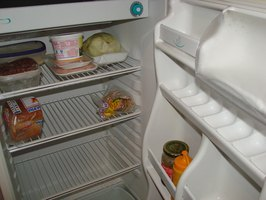 Loud refrigerator noises can emit noises for a variety of reasons.