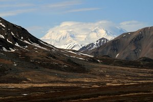 Every year, Denali experiences about 700 earthquakes with an average magnitude of 2.0.