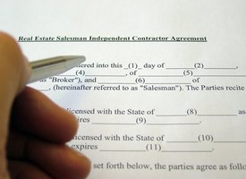 It's important to understand the terms of a real estate agency agreement.