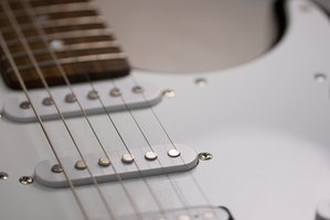 The heart of a guitar's tone is in its pickups.
