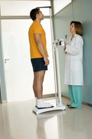 You only need a height and weight to measure your BMI.