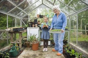 The materials you choose dictate the cost of your greenhouse.