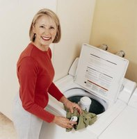 Troubleshoot the water limit switch if your washer overfills.