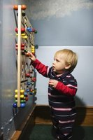 Captivating educational toys in beautiful spaces are the decor ideal for daycare.