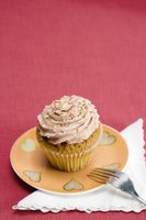 Frosting seldom protects a cupcake completely, so they're best kept in an airtight container.