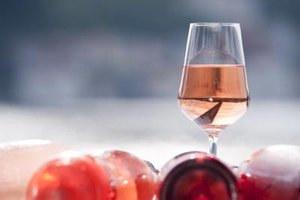Strawberry wine takes less than six weeks to make.