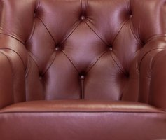 It can be tough to tell bonded leather from real leather unless you know what to look for.
