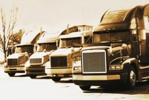 Take a written and road exam to obtain your CDL license.