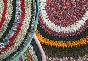 Many crochet projects begin with a circle.