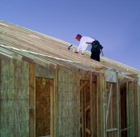 Polyiso and polystyrene are energy efficient roofing insulation materials.