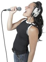 Keeping your voice healthy is critical for auditions or recording.