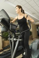 You can adjust an elliptical machine to fit your fitness level.