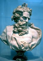 Poseidon, Greek god of the sea, was the father of Triton.