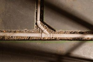 Cleaning clogged pipes yourself will save you money.