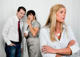 Spreading gossip and rumors is a common tactic of workplace bullies.