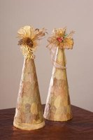 How to Make Paper Mache Cones