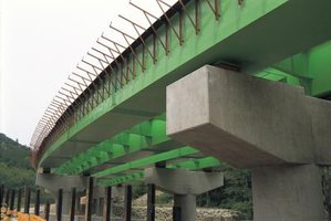 Specialized concrete cutting takes place every day in construction of highways.