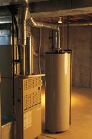 Insulate your hot water heater pipes for greater efficiency.