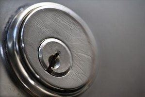 Regularly spray lubricant into keyholes to help prevent a key from breaking.