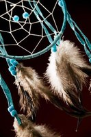Typical dream catchers are made in a circular design.