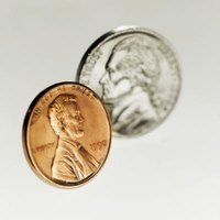 With electroplating, a nickel can be made to look like a penny.