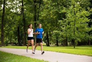 Slow down gradually after running to let your body cool down.