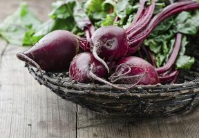 Rehydrate dried beets in flavorful liquid, such as stock, for a hearty flavor.