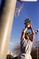 Ambidextrous basketball players are a valuable tool to their team.