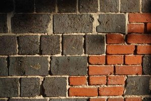 Repairing and reinforcing a brick foundation is fairly simple, and will save you money in lost heat in the Winter.