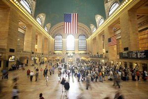 How to Get From Penn Station to Grand Central Terminal