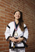 Tae kwon do governing bodies hold international competitions for all ages.