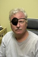 Making your leather eye patch at home ensures a custom fit.
