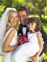 Children included in the wedding ceremony are more likely to be accepting of the remarriage of their parents.