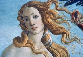 For many, Botticelli's painting, 'The Birth of Venus,' is a symbol of the Renaissance.
