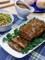 Meatloaf was first mentioned in print in the United States in 1899.