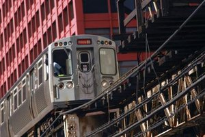 All of Chicago's L train routes start from the downtown loop area.
