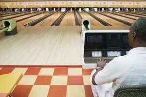 If you bowl a perfect game, you'll rack up a score of 300.