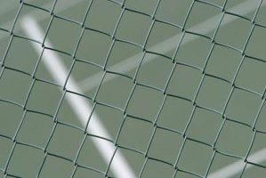 Chain Link Fence Parts List list of chain link fence parts | ehow