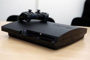 The PlayStation 3 is Sony's seventh-generation, high-defintion gaming console.
