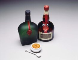 Liqueurs increase the flavor intensity of baked goods.