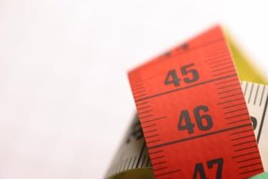 No need for a measuring tape; use the measure tool instead.
