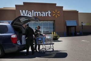 Walmart offers a variety of different jobs in supercenters.