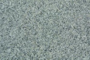 Cover your granite countertop before working.