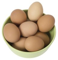 Pasteruized eggs do not require refrigeration.