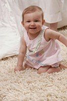 Keep your shag carpeting clean to protect your family from allergens.