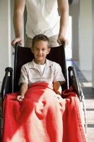 To work with disabled children,you must pass educational requirements.
