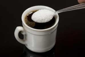 Artificial sweeteners such as sucralose can affect blood sugar levels.