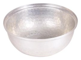 Care Instructions for Cast Aluminum Serving Bowls