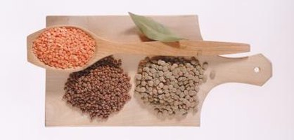 Lentils are inexpensive, filling and nutritious.